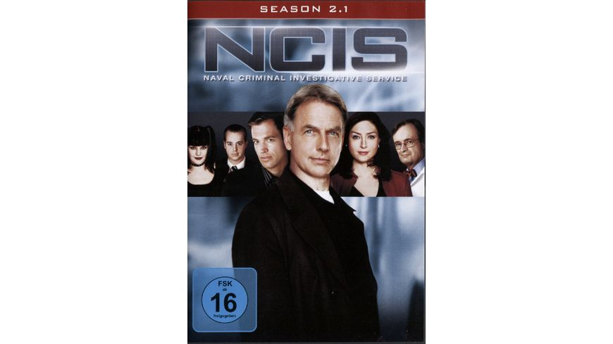 NCIS Naval Criminal Investigate Service Season 2 1 3 DVDs