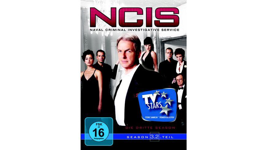 NCIS Naval Criminal Investigate Service Season 3 2 4 DVDs