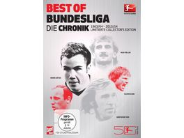 Best of Bundesliga Die Chronik 1963 64 2013 14 LPE 9 DVDs