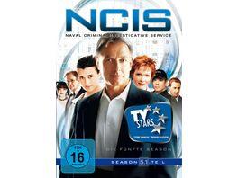 NCIS Naval Criminal Investigate Service Season 5 1 2 DVDs