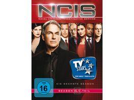 NCIS Naval Criminal Investigate Service Season 6 1 3 DVDs