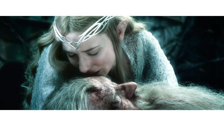 Der Hobbit 3 Die Schlacht der fuenf Heere Extended Edition 2 DVDs 3 Bonus DVDs