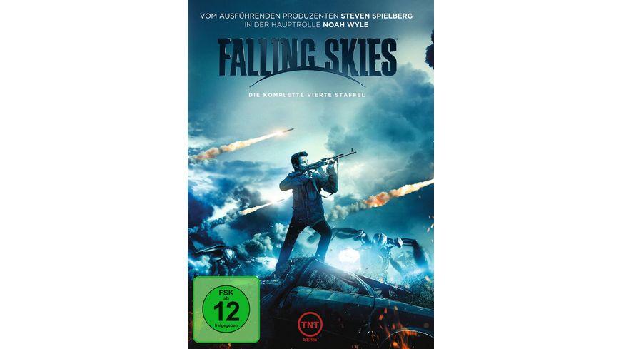 Falling Skies Staffel 4 3 DVDs