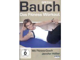 Spezial Bauch Das Fitness Workout