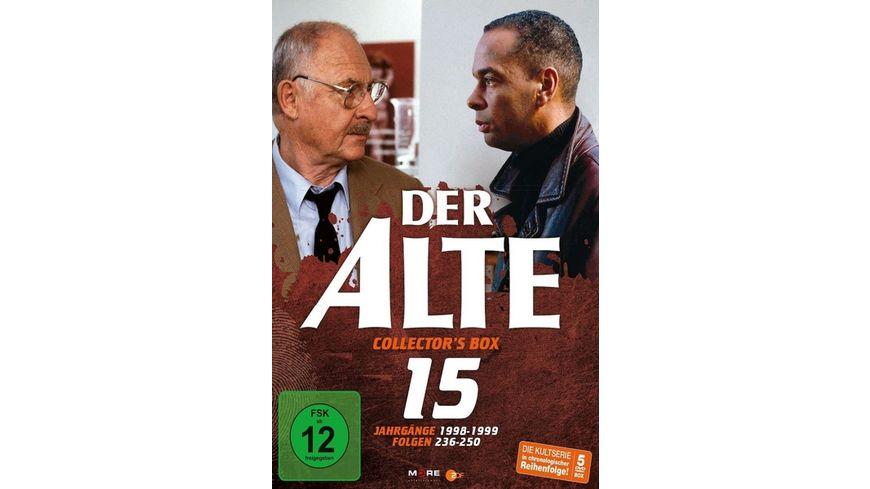 Der Alte Collector s Box Vol 15 Folge 236 250 5 DVDs