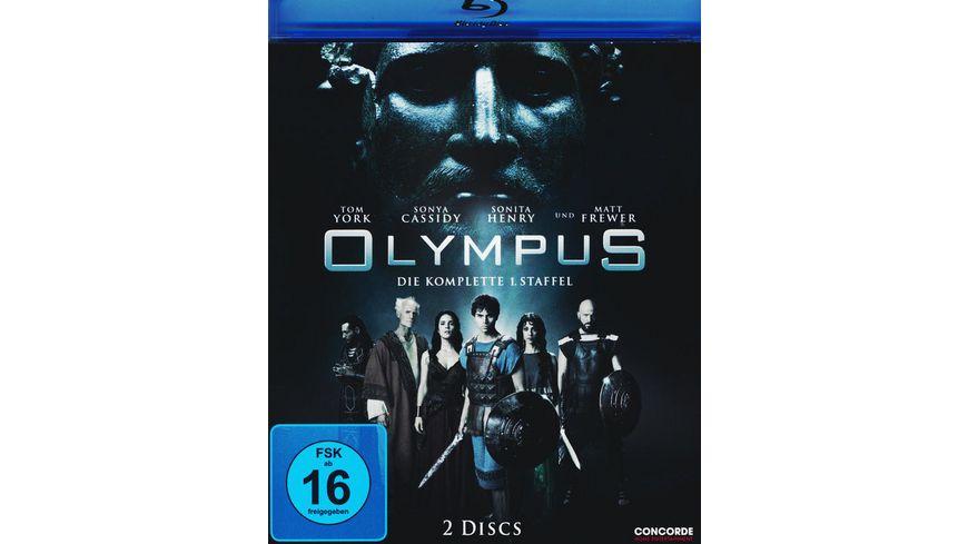 Olympus Die komplette 1 Staffel 2 BRs