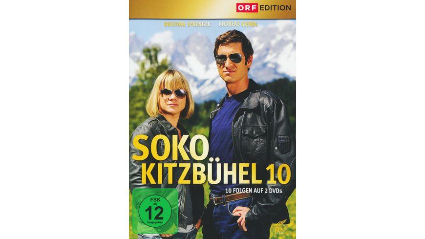 SOKO Kitzbuehel Box 10 2 DVDs
