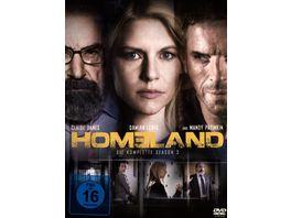 Homeland Season 3 4 DVDs