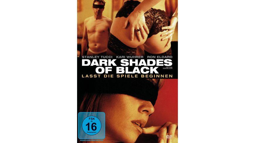 Dark Shades of Black