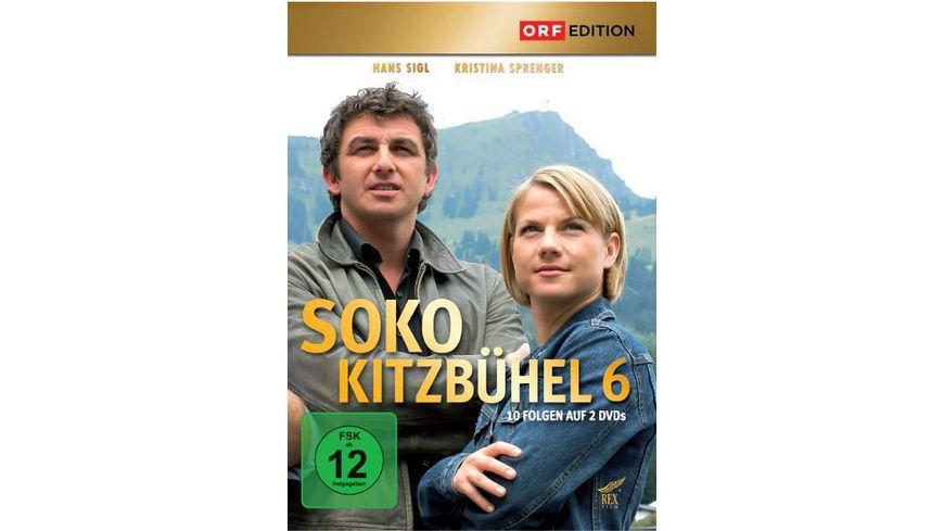 SOKO Kitzbuehel Box 6 2 DVDs