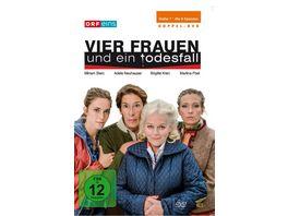 Vier Frauen und ein Todesfall Staffel 7 2 DVDs