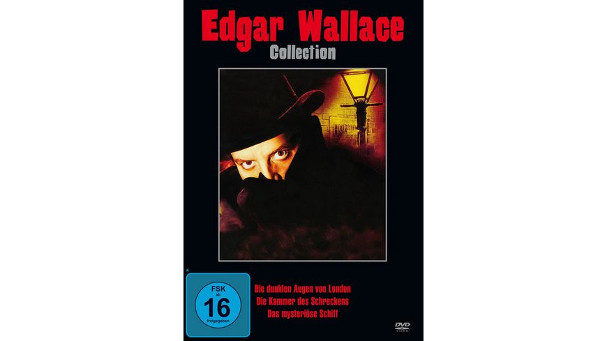 Edgar Wallace Collection