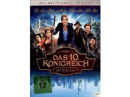 Das 10 Koenigreich SE 3 DVDs