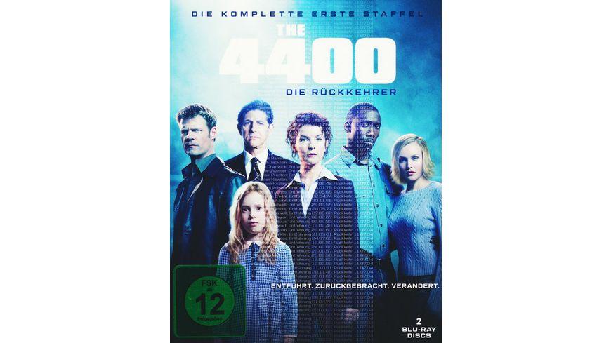 The 4400 Die Rueckkehrer Staffel 1 2 BRs