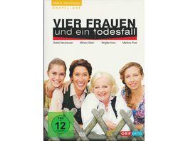 Vier Frauen und ein Todesfall Staffel 5 2 DVDs