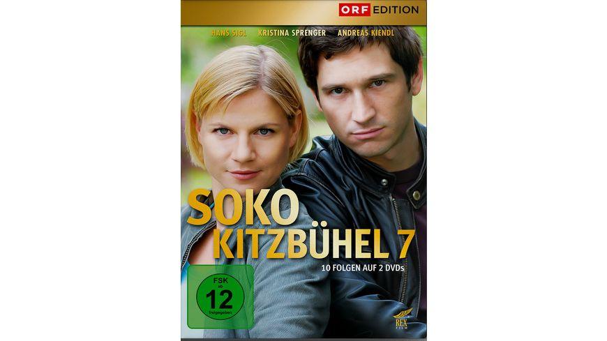 SOKO Kitzbuehel Box 7 2 DVDs