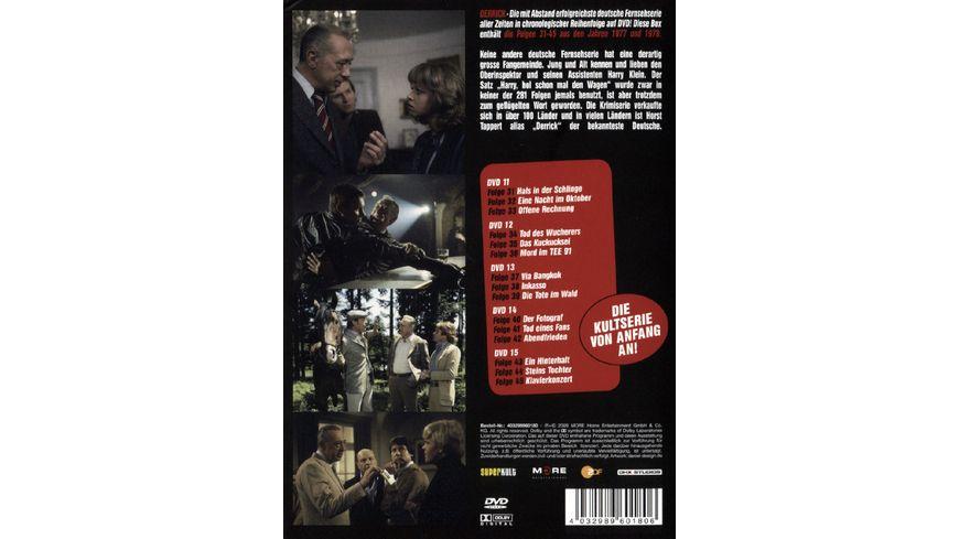 Derrick Collector s Box 3 5 DVDs