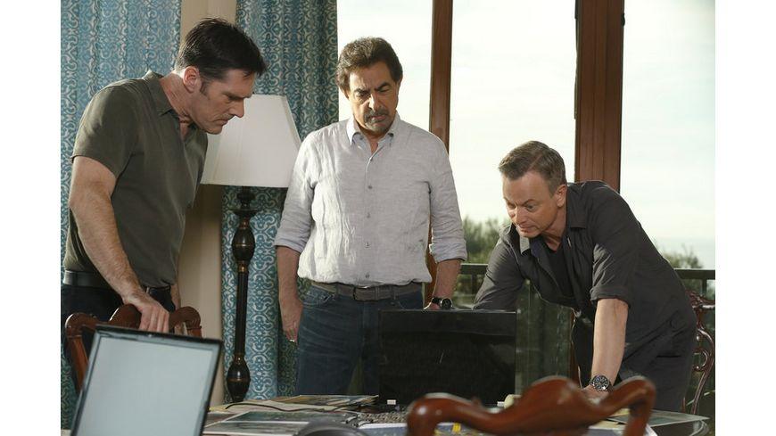Criminal Minds Die komplette zehnte Staffel 5 DVDs