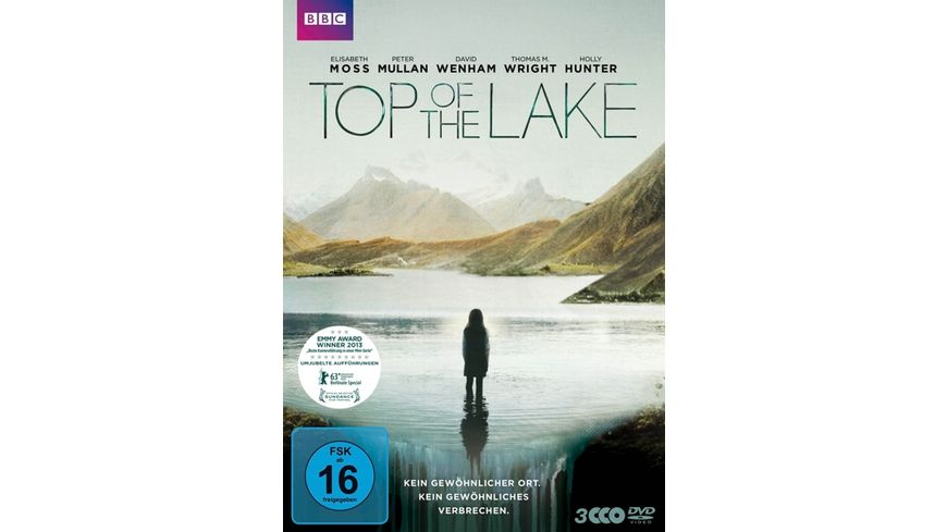 Top of the Lake 3 DVDs