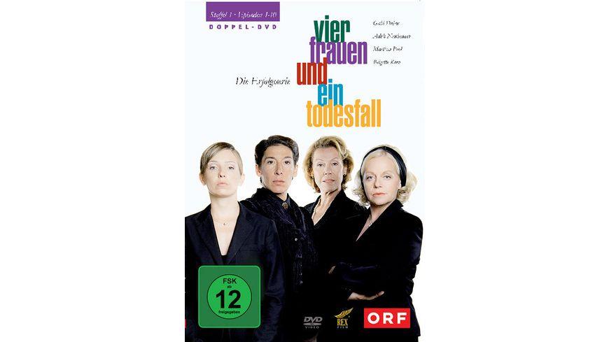 Vier Frauen Und Ein Todesfall Staffel 1