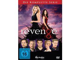Revenge Die komplette Serie 24 DVDs
