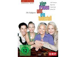 Vier Frauen und ein Todesfall Staffel 2 2 DVDs