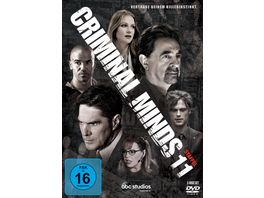 Criminal Minds Die komplette elfte Staffel 5 DVDs