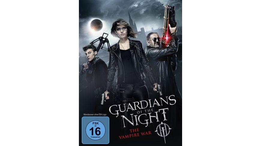 Guardians of the Night Vampire War