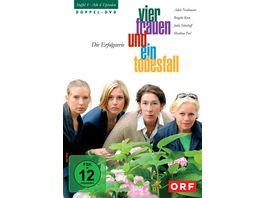 Vier Frauen und ein Todesfall Staffel 3 2 DVDs
