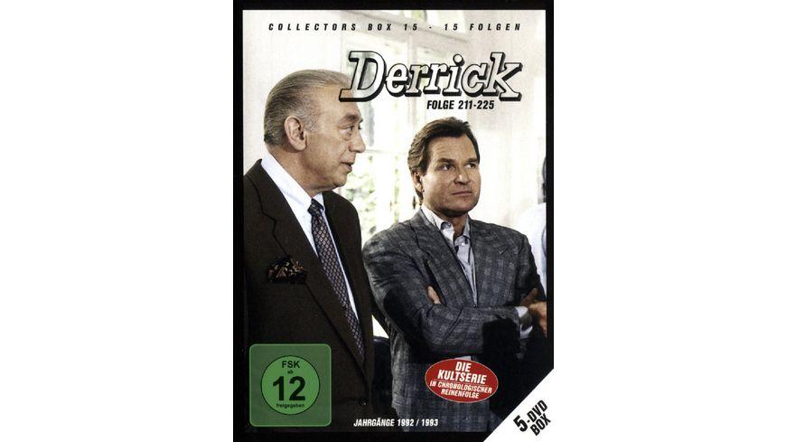 Derrick Collector s Box 15 5 DVDs