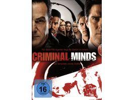 Criminal Minds Die komplette zweite Staffel 6 DVDs