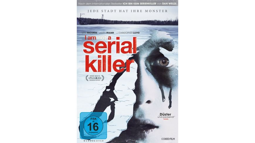 I am not a Serial Killer Uncut