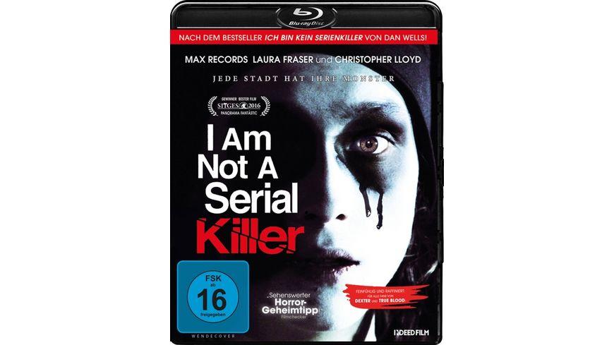 I am not a Serial Killer Uncut LE
