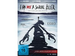 I am not a Serial Killer Uncut Mediabook DVD LE