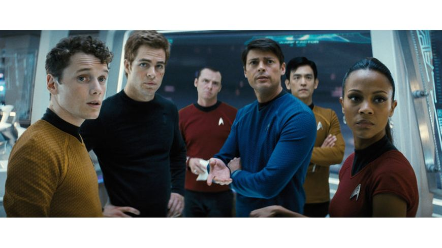 Star Trek 11 Die Zukunft hat begonnen