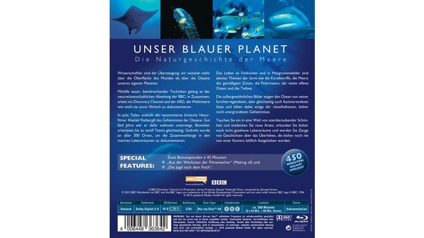 Unser blauer Planet Die komplette Serie