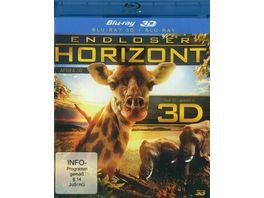 Endloser Horizont Afrika 3D