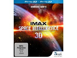 Space Intelligence 3D Vol 2 Unbaendige Kraefte inkl 2D Version