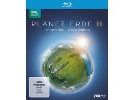Planet Erde II Eine Erde viele Welten 2 BRs