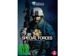 Special Forces Die haerteste Ausbildung der Welt 3 DVDs