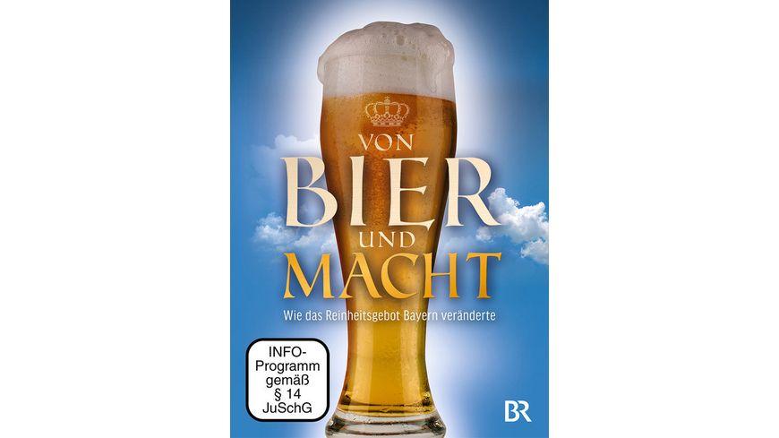 Von Bier und Macht Wie das Reinheitsgebot Bayern veraenderte