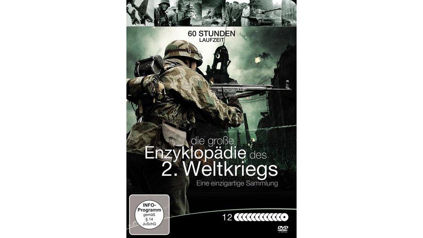 Die grosse Enzyklopaedie des 2 Weltkriegs Metal Pack 12 DVDs