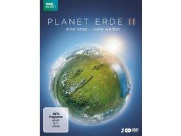 Planet Erde II Eine Erde viele Welten 2 DVDs
