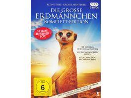 Erdmaennchen Komplett Edition 3 DVDs