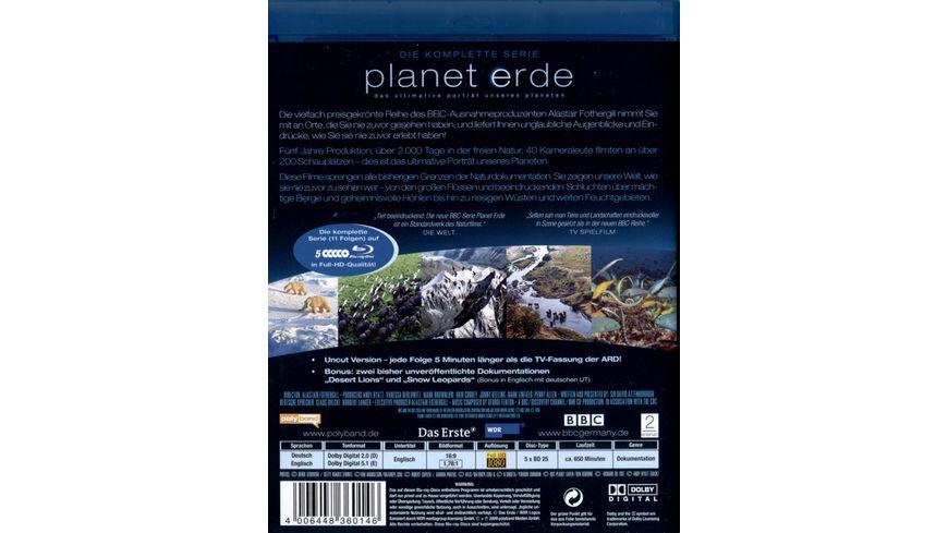 Planet Erde Box 5 BRs