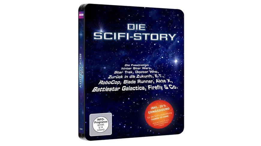 Die SciFi Story Steelbook