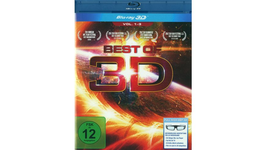 Best of 3D Vol 1 3