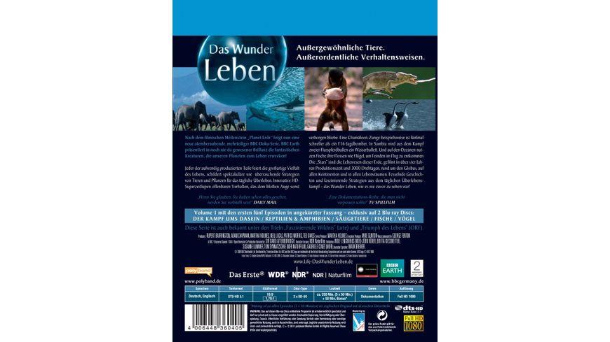 Life Das Wunder Leben Vol 1 Steelbook 2 BRs