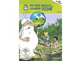 Es war einmal Unsere Erde 6 DVDs