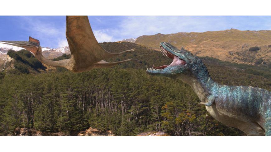 Dinosaurier Im Reich der Giganten